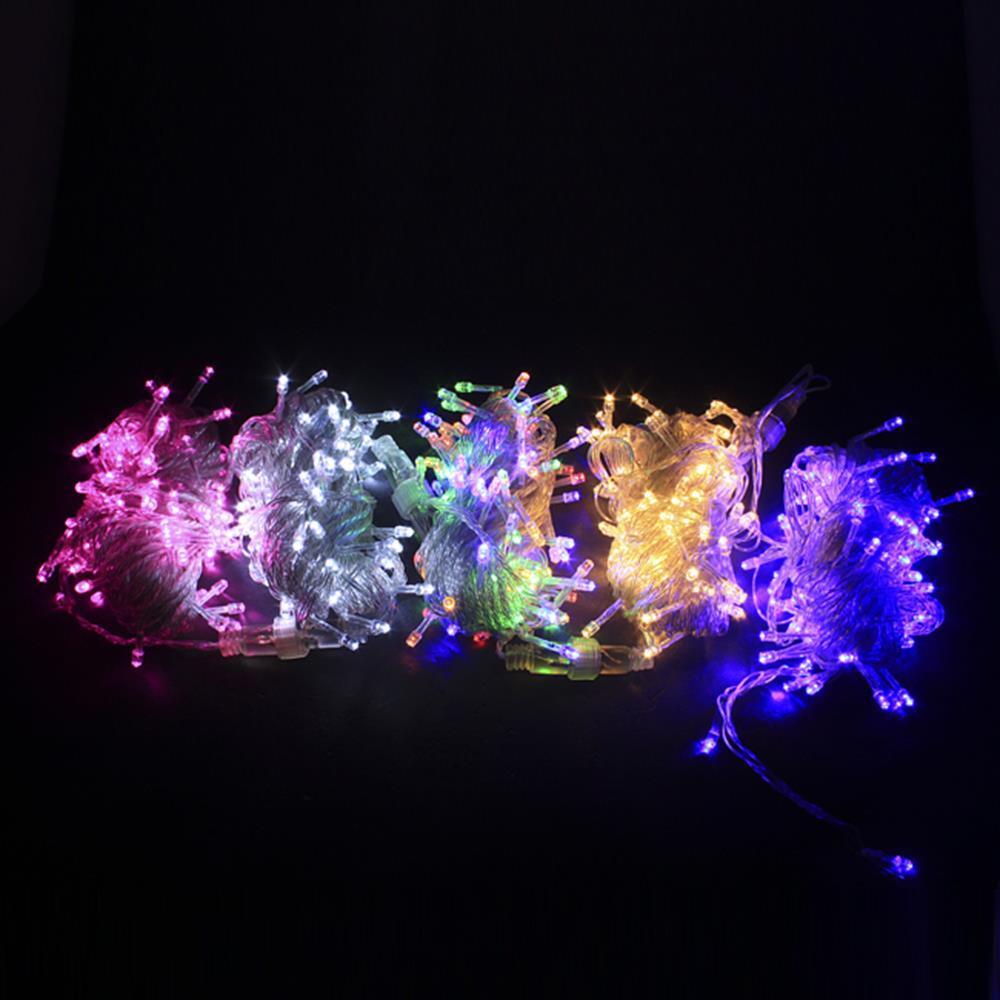크리스마스트리 LED 전구 100구 앵두전구 성탄장식