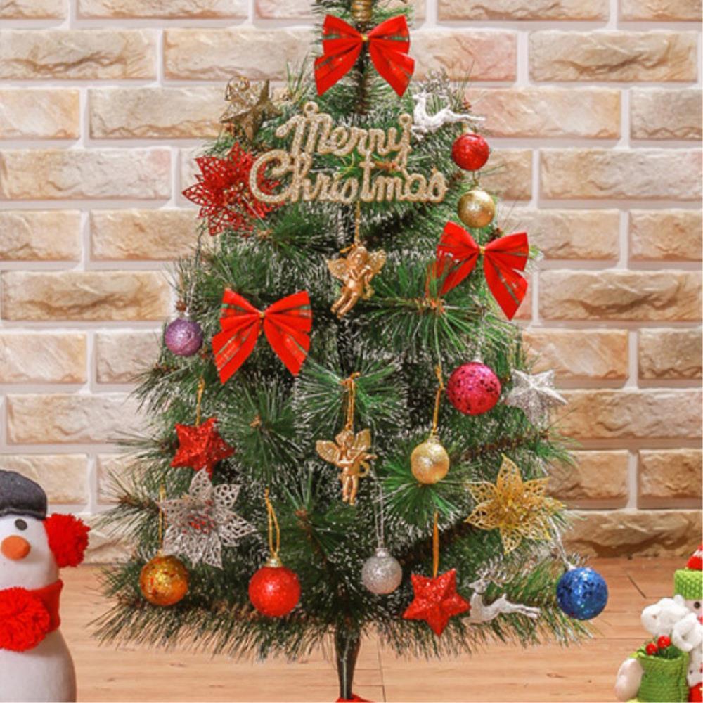 매장 크리스마스 트리 풀세트 60cm 작은크리스마스트리 크리스마스추리 성탄트리