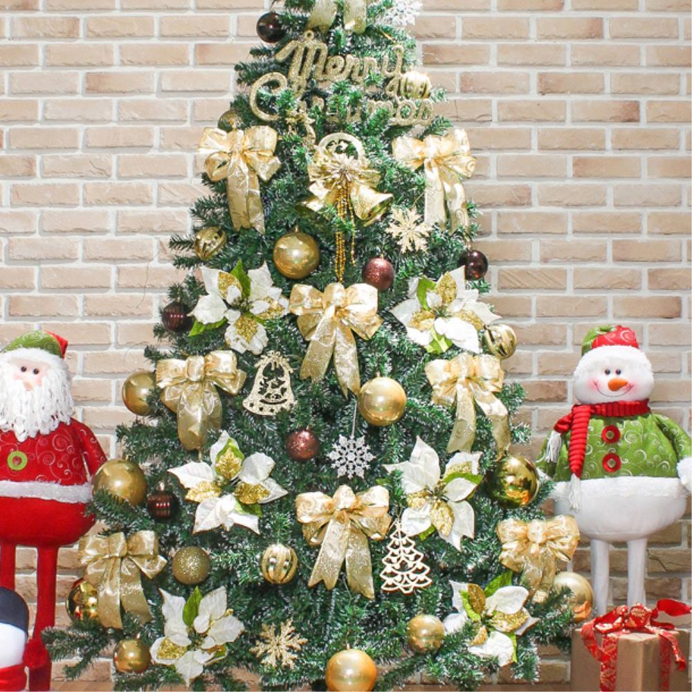 골드스타 크리스마스 트리세트 210cm 크리스마스용품