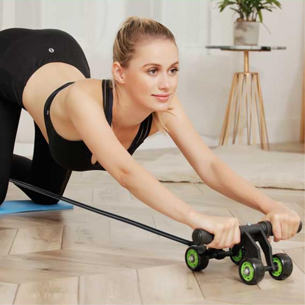 홈트 복근 전신 운동용 스트레칭 기구 집에서뱃살빼기 복합운동 스트레칭기구 근력강화