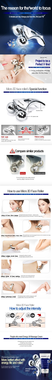 Secret Key HQ Direct OperationMicro 3D Face RollerFree ...