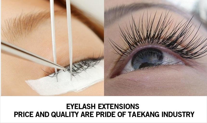 Item Description Black Silk False Lashes 18Lines Eyelash Extension Length 715mm Mixed Size