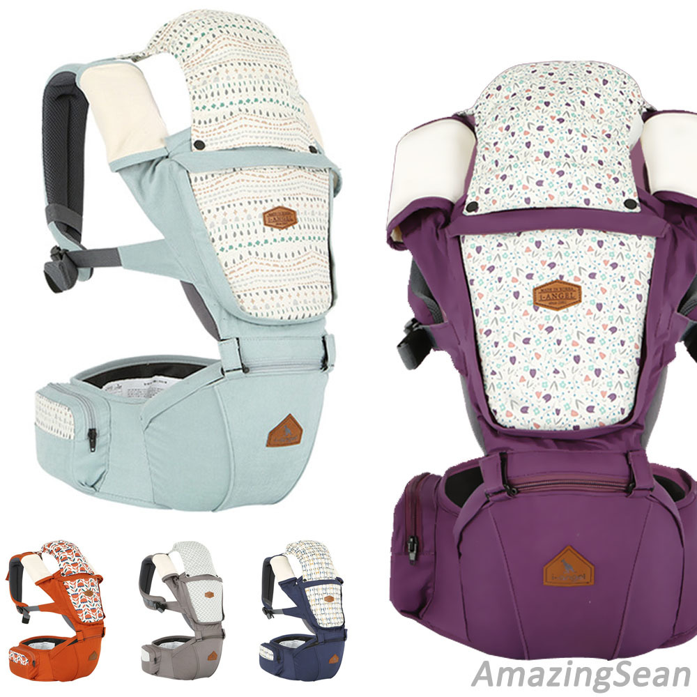 Details About I Angel Organic Collabo Hipseat Hipseat Carrier Organic Baby Supply Hip Seat