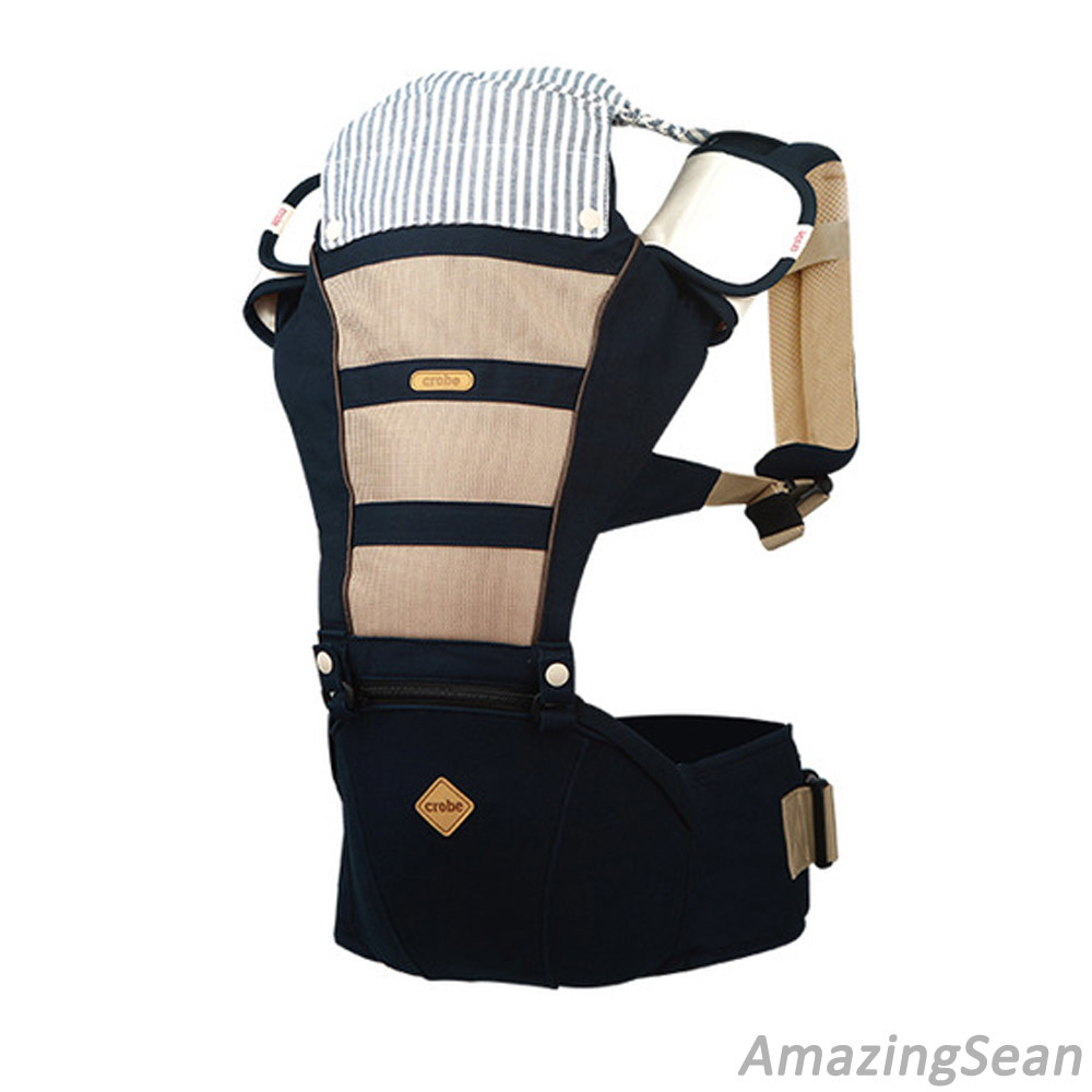Crobe Air Hipseat +Hipseat Carrier, Made By IAngel Baby