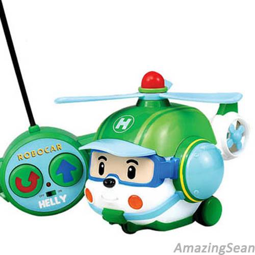 Robocar poli heli rc car korea animation korean cartoon tv character academy 4891813831938 ebay - Radio car poli ...