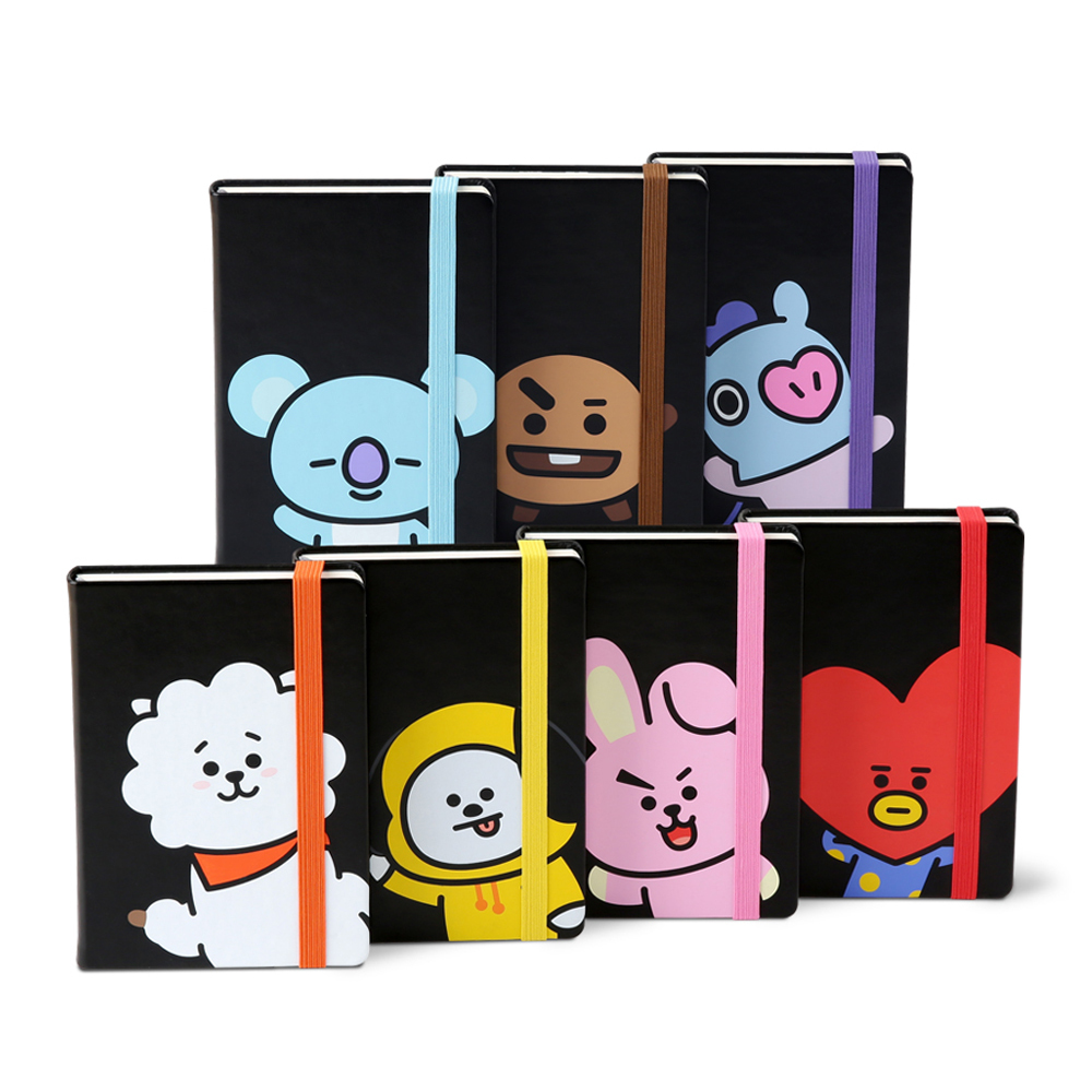 Cooky bt21 stamp limited collection