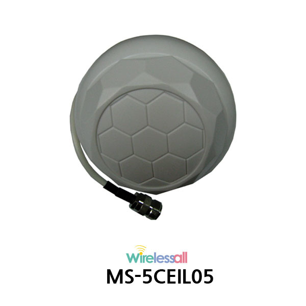 MS-5CEIL05 30m coverage, 5GHz WiFi 5dB CEILING Antenna