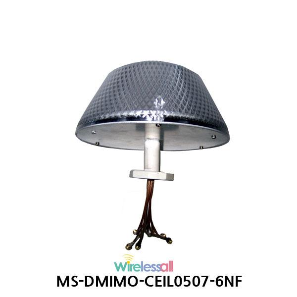 MS-DMIMO-CEIL0507-6NF 30m전송 DUAL 천정안테나