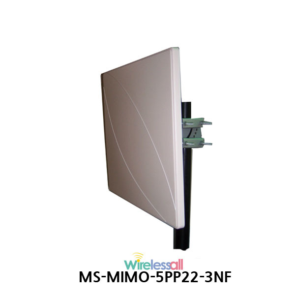 MS-MIMO-5PP22-3NF 1Km 5GHz WiFi 지향 안테나
