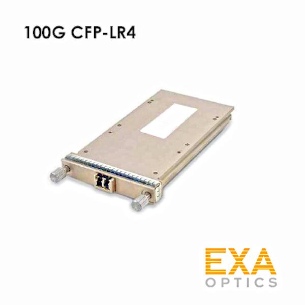 [EXA] Transmode 100G CFP TRX100261 10km 호환 광모듈