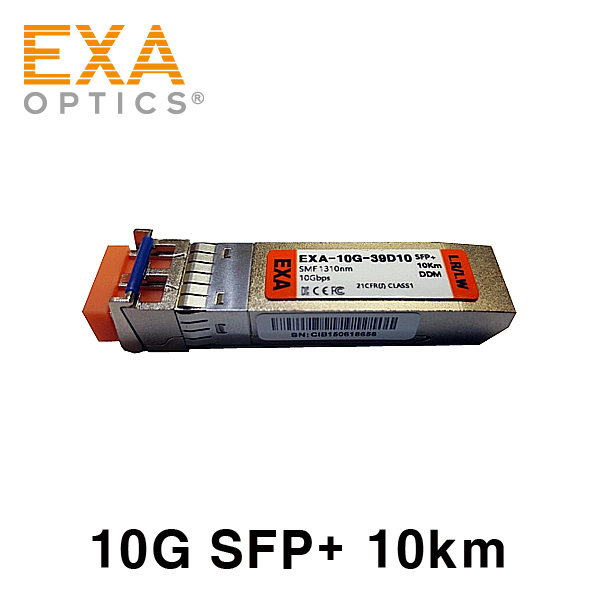 [EXA] Chelsio SFP+ SM10G-LR 10km Compatible Transceiver