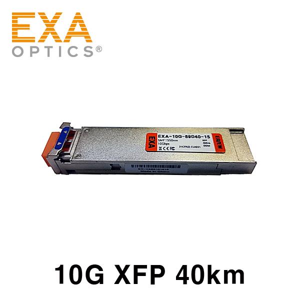 [EXA] Hitachi XFP 10GBASE-ER 40km 호환 광모듈