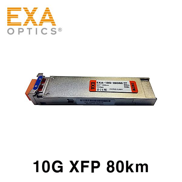 [EXA] Juniper EX-XFP-10GE-ZR 80km Compatible Transceiver