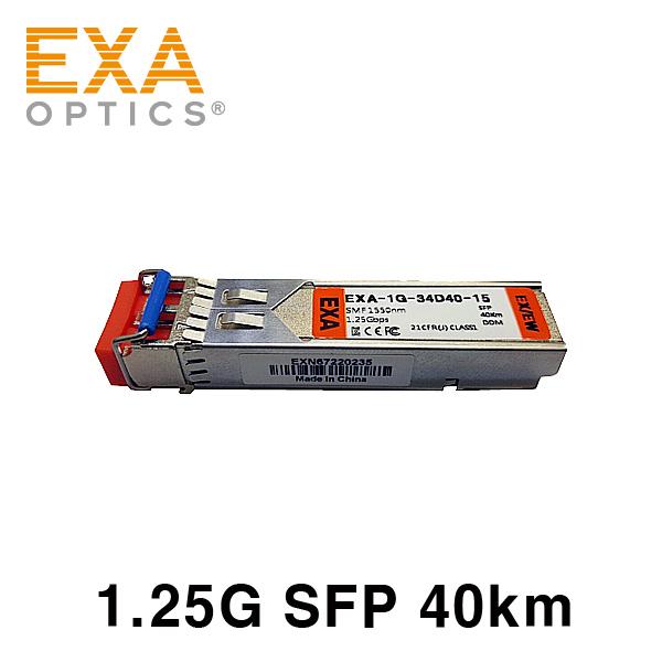 [EXA] CISCO SMB 1G SFP MGBLH1 40km Compatible Transceiver