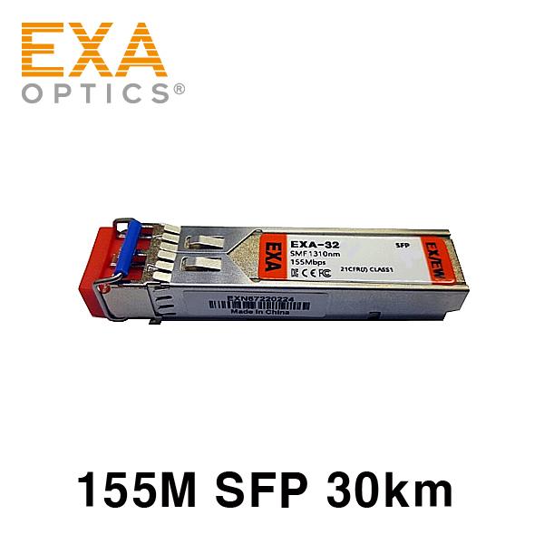 [EXA] Advantech 100M SFP-FXS/LC-30E 30km 호환 광모듈