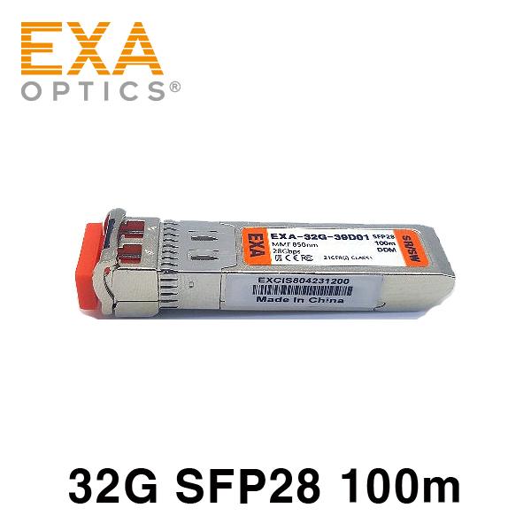 [EXA] Huawei SFP28 SW 32G SR 100m 호환 광모듈