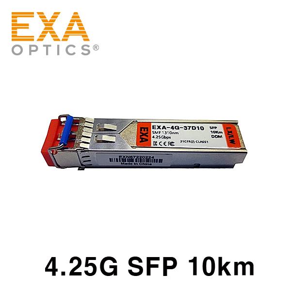 [EXA] Qlogic 4.25G SFP4-LW-1PK 10km 호환 광모듈
