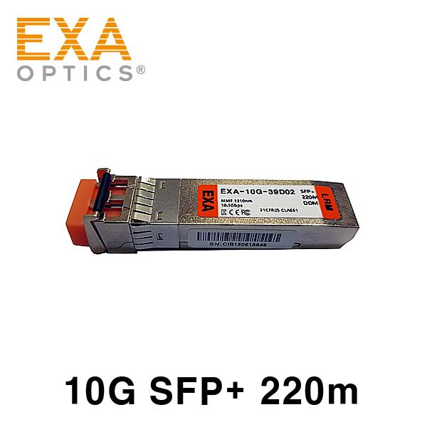 [EXA] 10G SFP+ LRM 220m 멀티모드 광모듈