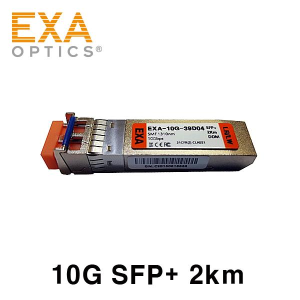 [EXA] 10G SFP+ LR/LW 2km 싱글모드 광모듈