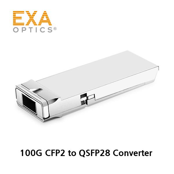 [EXA] 100G CFP2 to QSFP28 Converter