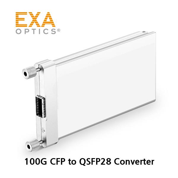 [EXA] 100G CFP to QSFP28 Converter