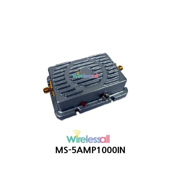 MS-5AMP1000IN 2Km 5GHz WiFi 손실보상기