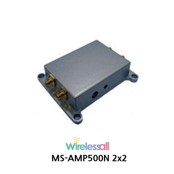 MS-AMP500N 500m 2.4GHz WiFi 손실보상기