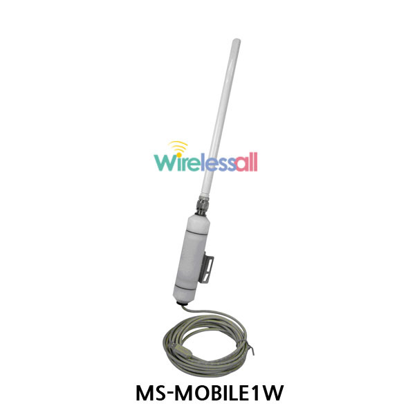 MS-MOBILE1W 2kM 커버 WiFi USB 안테나