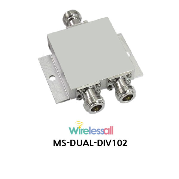 MS-DUAL-DIV102 1 to 2 Dual Band WiFi Splitter/Divider