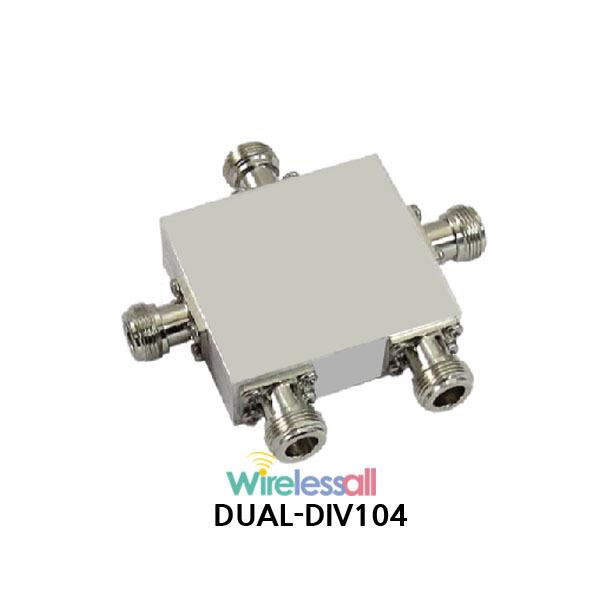 MS-DUAL-DIV104 1 to 4, WiFi 全帯域無線信号分配器ーDivider
