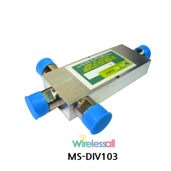 MS-DIV103 1 to 3, 2.4GHz WiFi 無線信号分配器
