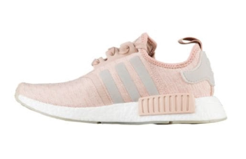 d7617c7cf3acd ... Pearl Chalk Pink 3M  run shoes ADIDAS ORIGINALS NMD R1 - WOMENS Ash  PearlChalk PearlWhite S ...