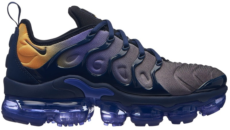631741fcd0 Details about NIKE AIR VAPORMAX PLUS - WOMEN'S Persian Violet/Black/Midnight  Navy/Las SE02-259