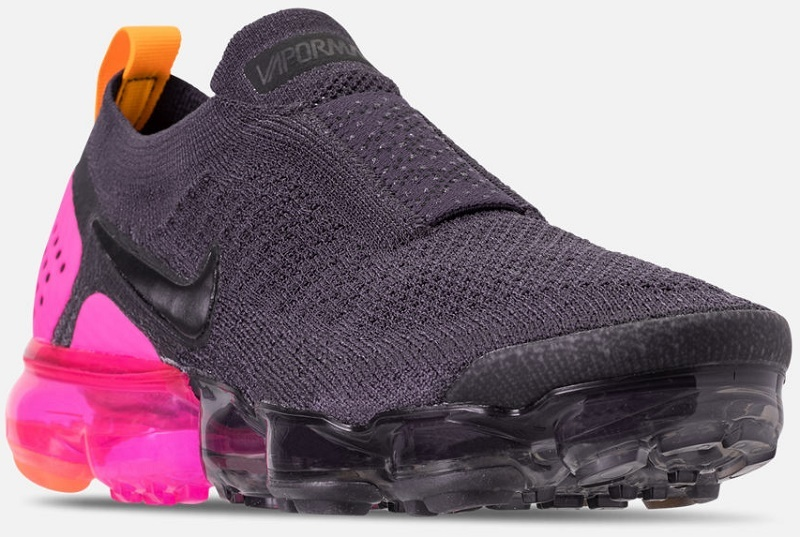 4d36778243 Details about WOMEN'S NIKE AIR VAPORMAX FLYKNIT MOC 2 RUNNING SHOES  Gridiron/Laser SFN17-253