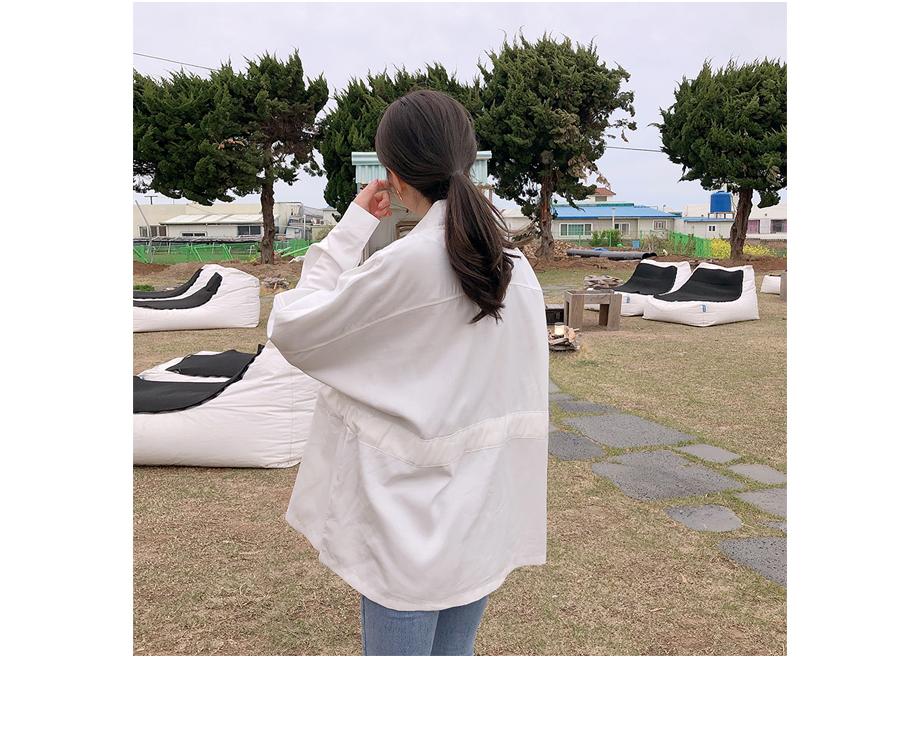 RIRINCO,モッズコート風カジュアルジャケット