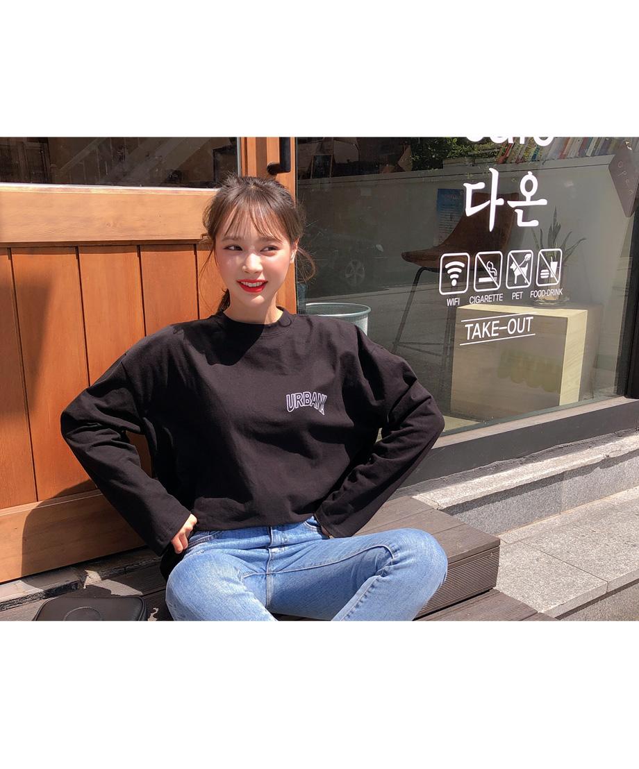 부아스 루즈핏 티셔츠