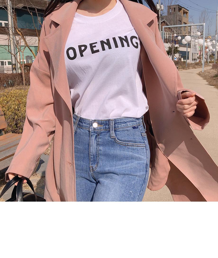 리리앤코 인셉션 트렌치코트