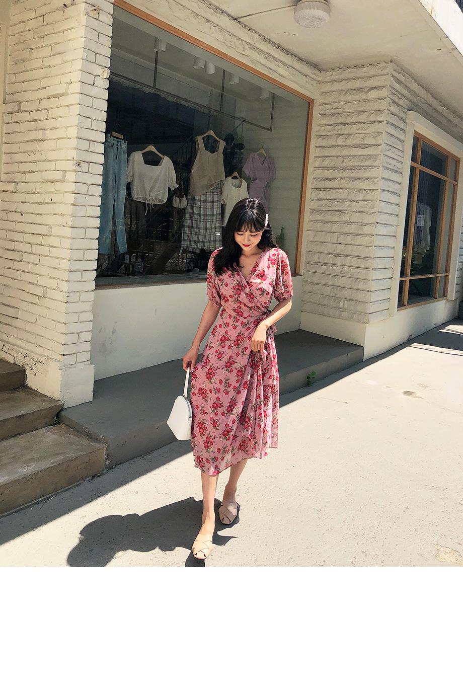 리리앤코 멜랑 애나멜 핸드백