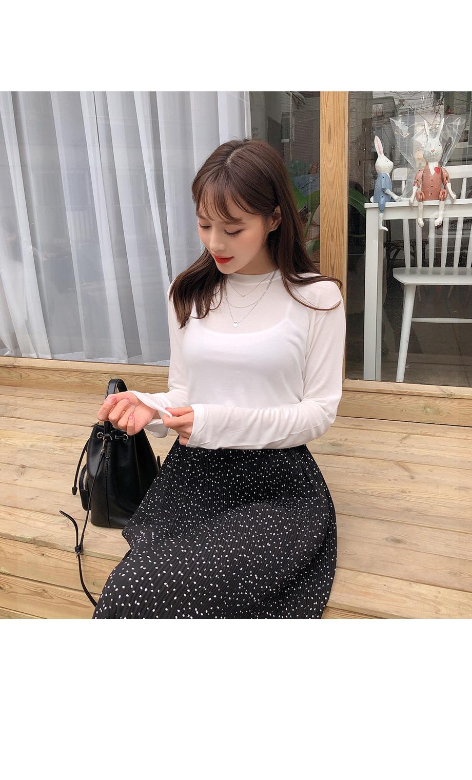 리리앤코 원투드롭 레이어링 목걸이