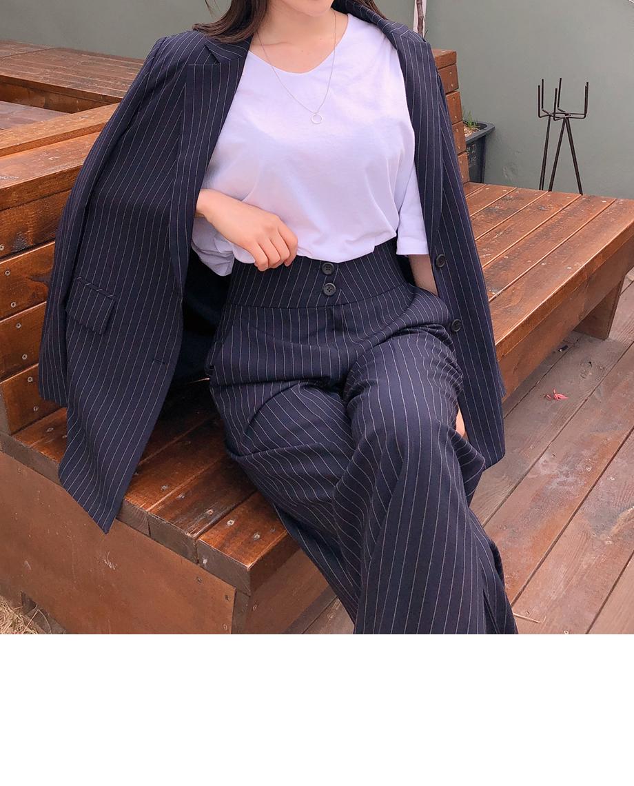 リリエンコ,RIRINCOオリジナル ストライプジャケット