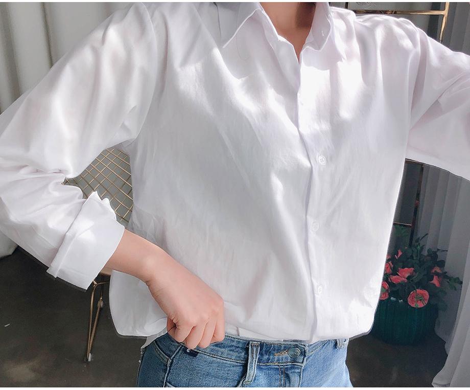 리리앤코 론허먼 베이직 셔츠