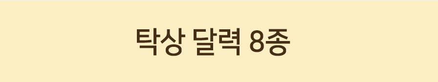 2022년 교회달력 기획전 공통 - 한국달력 탁상 타이틀