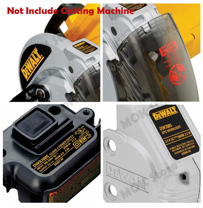Dewalt Dws7085 Miter Saw Led Worklight System New For