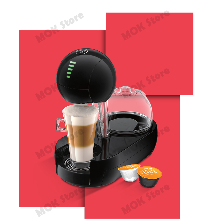 nescafe dolce gusto stelia smart touch capsule coffee. Black Bedroom Furniture Sets. Home Design Ideas