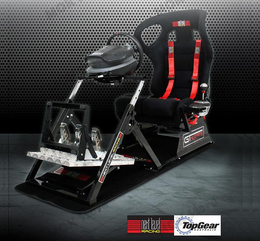 New Next Level Gtultimate Racing Simulator Cockpit Gaming