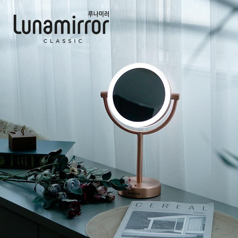 GE 루나미러 클래식 LED조명 화장거울 LM18CD 이미지