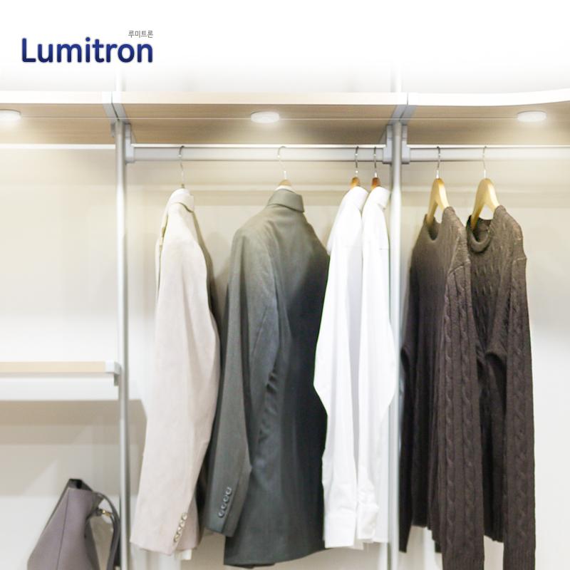 GE  LED 모션센서등 퍽 라이트Lumitron-SL04 이미지