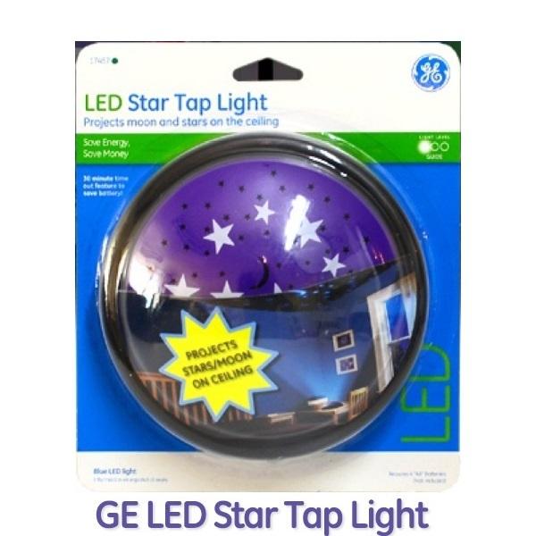 [GE] 포터블 LED / 탭라이트 스타 이미지