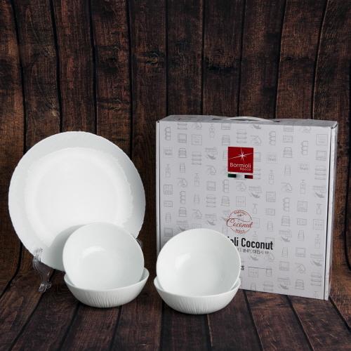 [PV+] 보르미올리 코코넛 디너세트 5p DK_19005 이미지
