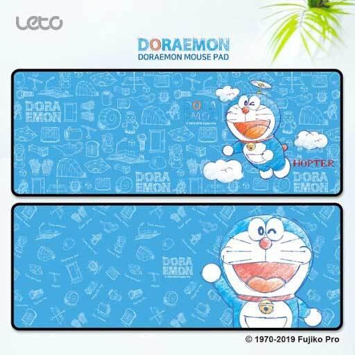 도라에몽마우스 장패드 DMP003L 이미지